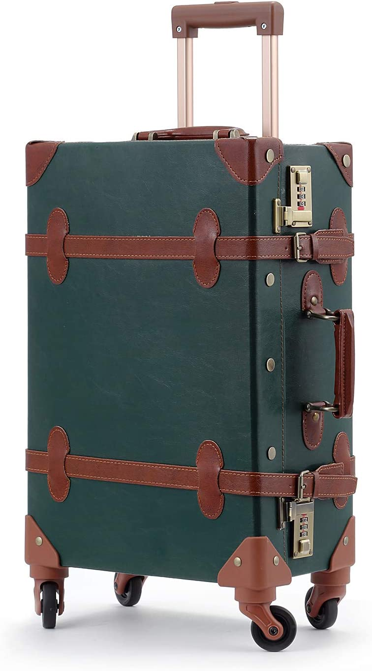 Vintage Suitcases And Trunks