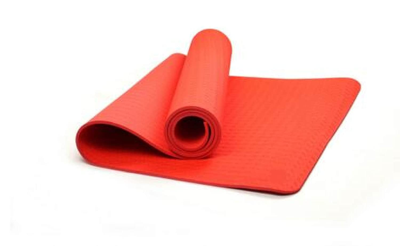 ZHANGHAOBO Yoga Mats Fitness Matten Gummi Anti-Rutsch Super Verschleißfeste Sport Matten,A1
