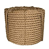 1-1/2 inch by 50 Feet Manila Rope