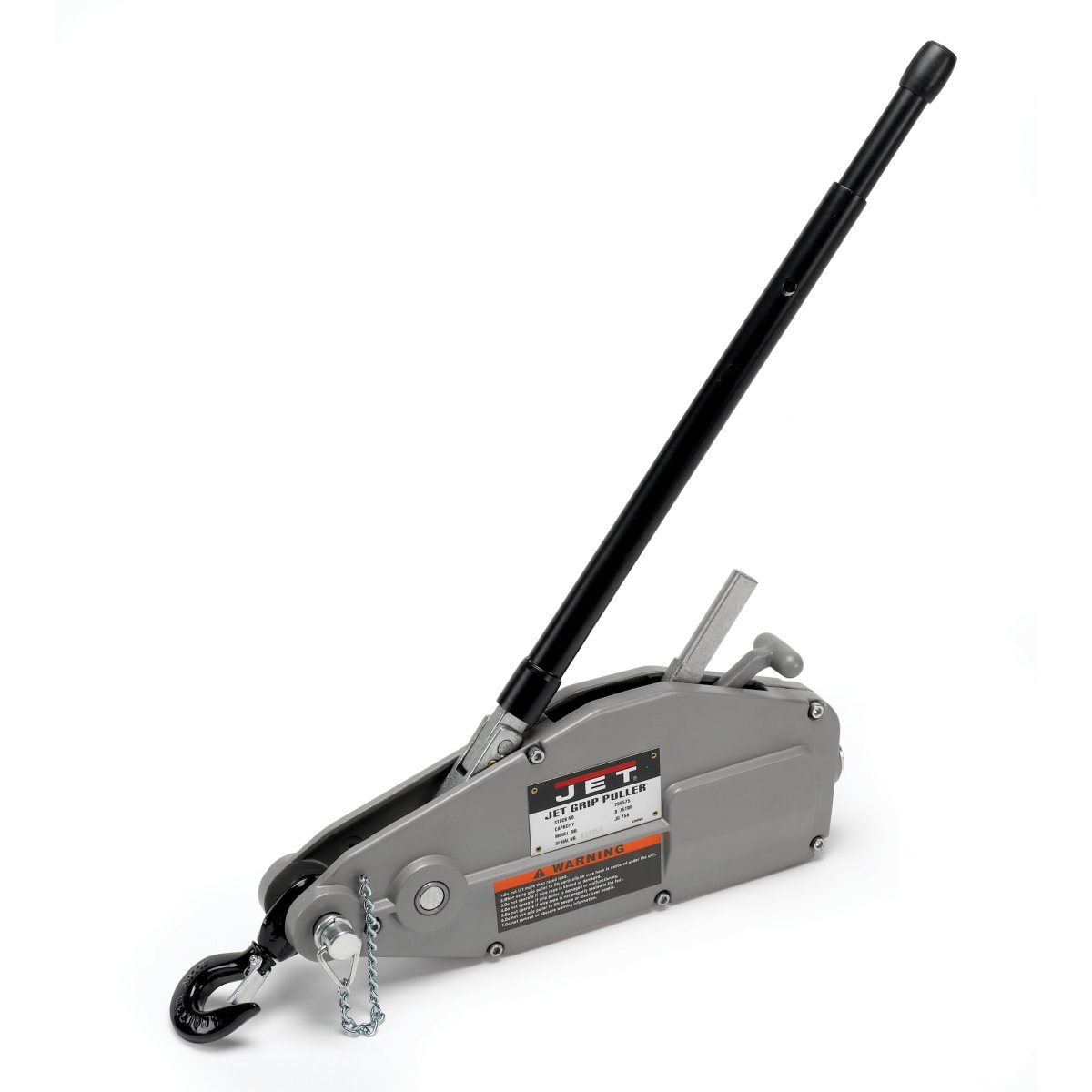 JET LIFTING SYSTEMS JG-150A 1-1//2 Ton Wire Rope Grip Puller with Cable 286515K