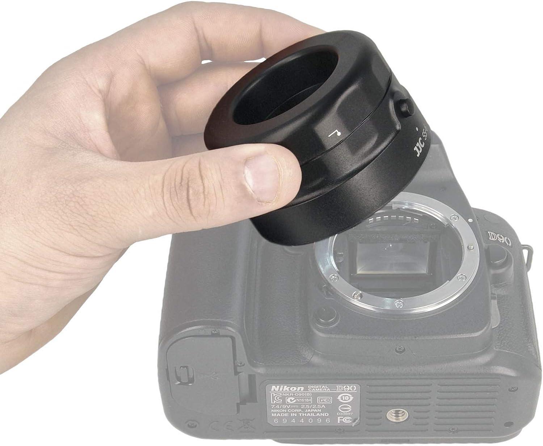 JJC - Lupa con Sensor (Lente, Aumento de 7 aumentos, 6 ledes ...