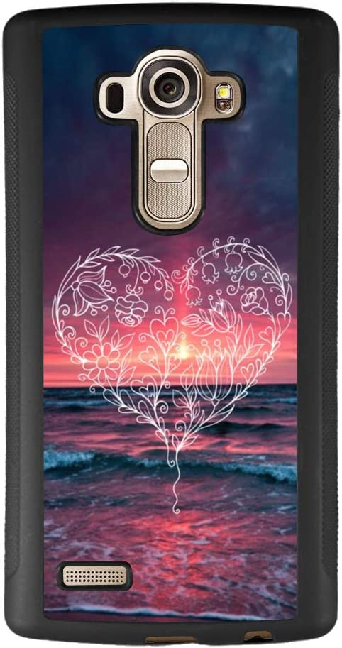 Heart Pattern Totem LG G4 Case Creative Personality Case Phone Unique for LG G4