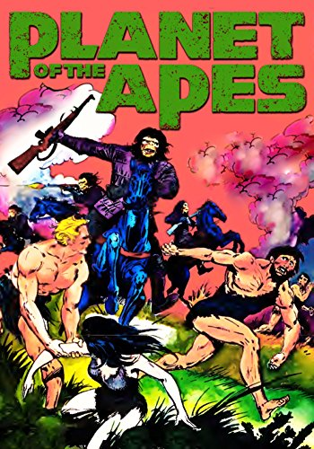 PLANET OF THE APES: WAR AND PEACE BETWEEN PEOPLE AND APES , MOVIE DEDICATED COMIC SERIES