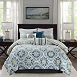 Madison Park Mercia Duvet Cover Set,