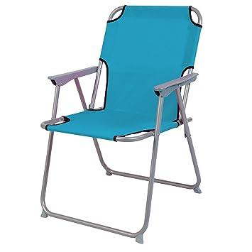 Mojawo Práctico y bien. Silla de camping silla plegable ...