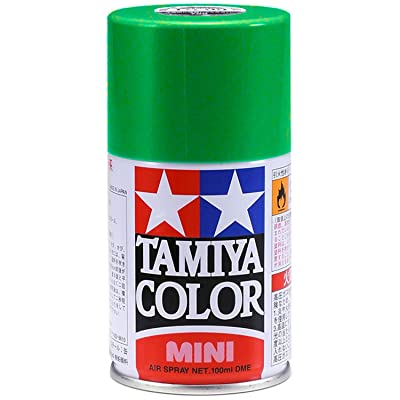 Tamiya 85035 Lacquer Spray Paint, TS-35 Park Green - 100ml Spray Can: Toys & Games [5Bkhe1006346]