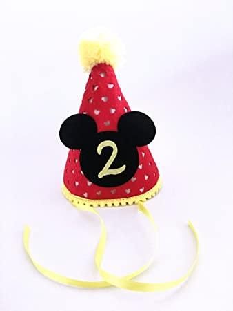 Amazon Mickey Party Hat