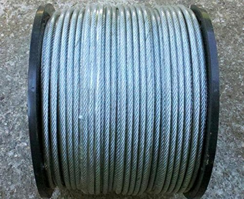 Cable Rope Poly (500 Ft. 1/8
