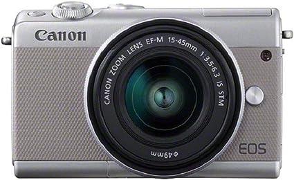 Canon Eos M100 Digitalkamera 24 2 Mpix Optischer Kamera