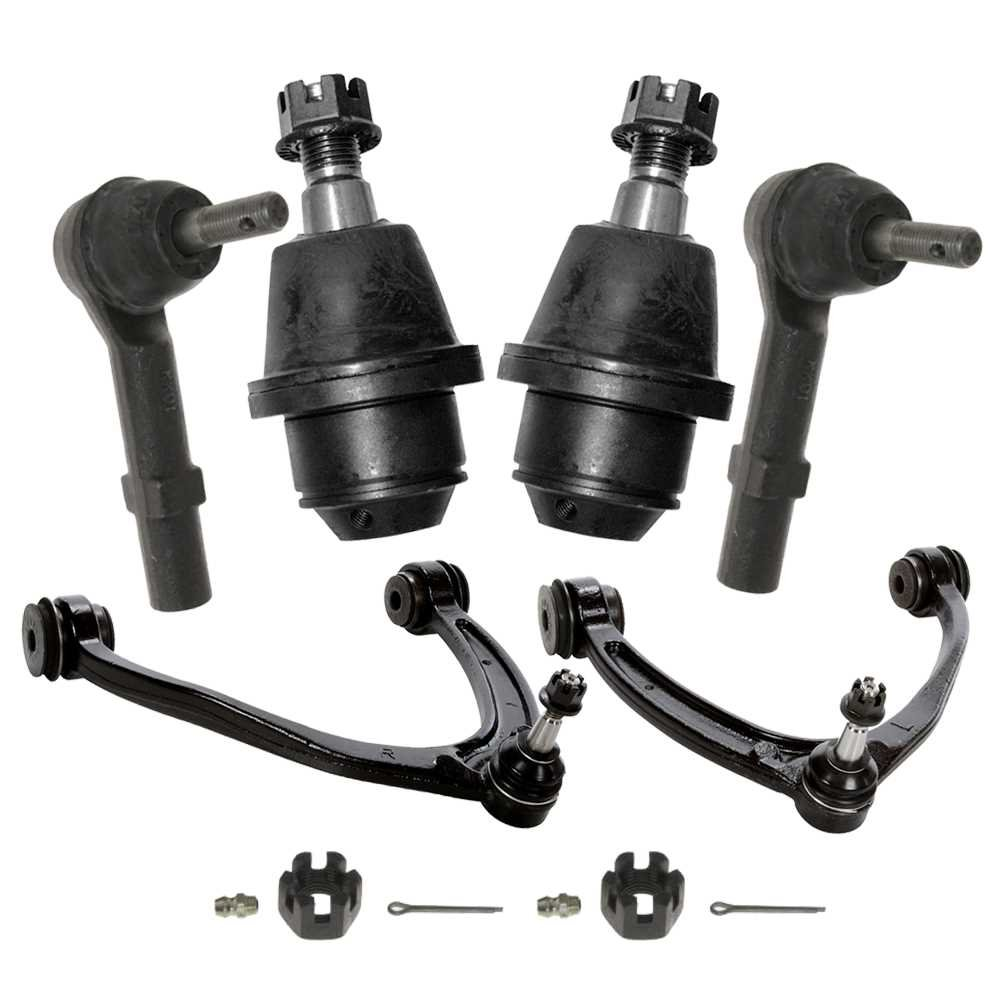 Prime Choice Auto Parts SUSPKG2169 Package of Two Control Arms Two Ball Joints and Two Sway Bars