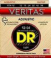 DR Strings VTA-12 Phosphor Bronze Acoustic Guitar Strings, Light from DR Music