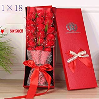 Clare Florist Bouquet De Fleurs Fraiches 12 Roses Rouges Amazon Fr