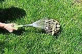 Home-X Garden Hand   Debris Lawn Shrub Bush and