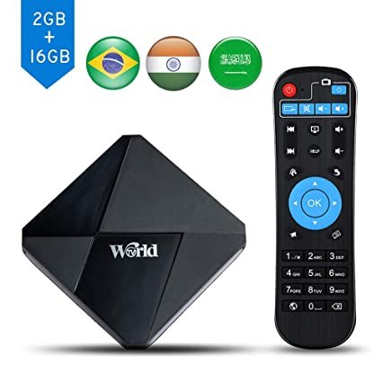 2019 International IPTV Box Receiver Player With 10 Year Subscription  Prepaid For Over 1500 Global Live Channels Arabic Brazil Indian German US