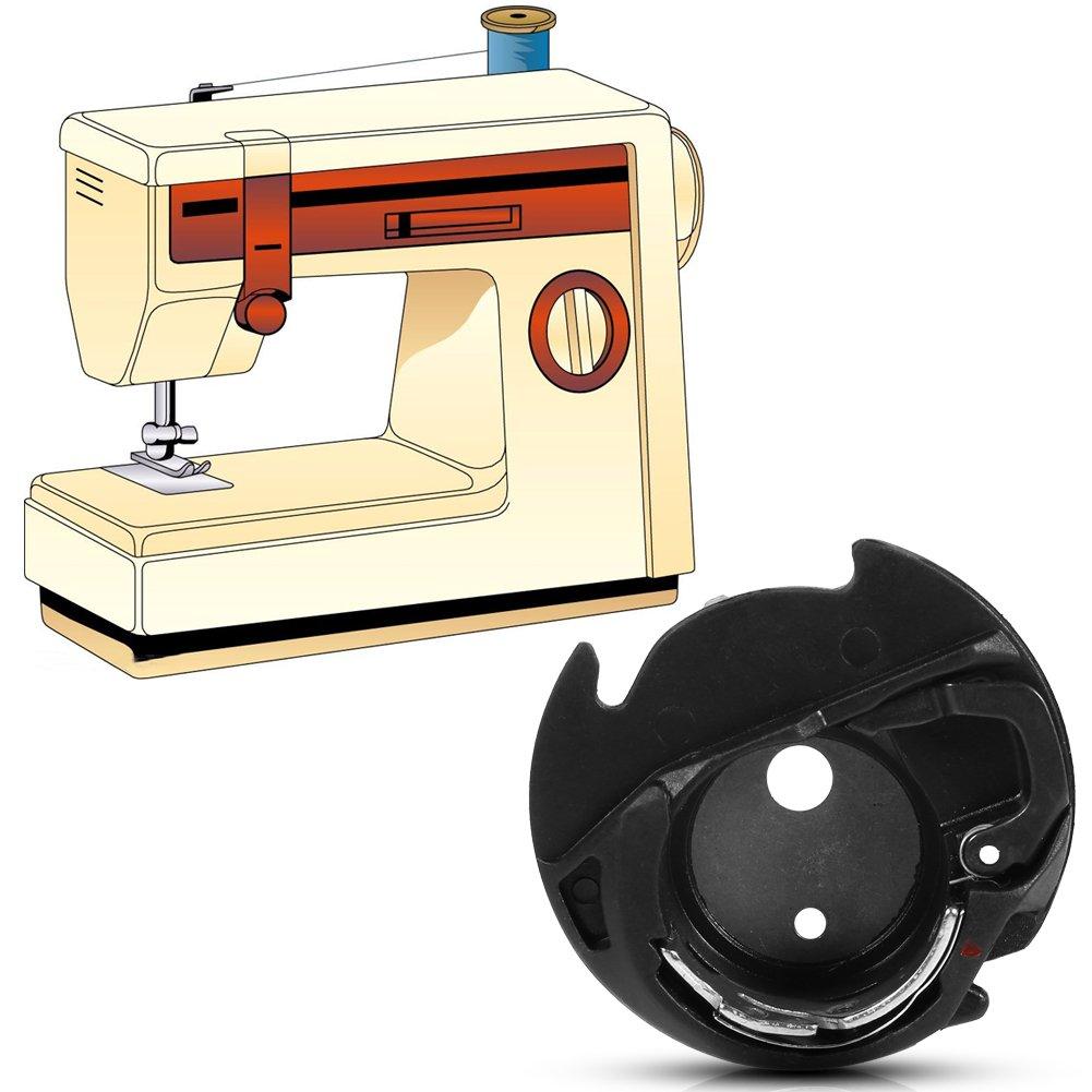 N/ähmaschinen Spulenkapsel f/ür Janome Multi Function Home N/ähmaschinen-Ersatzwerkzeugteile