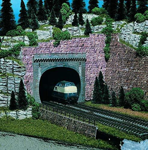 - DOUBLE TRACK TUNNEL PORTAL