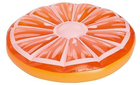 Happy People 77648 - Flotador de Frutas, Color Naranja