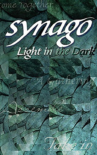 Read Online Synago Light in the Dark Student Journal: Student Led Senior High Cell Group PDF