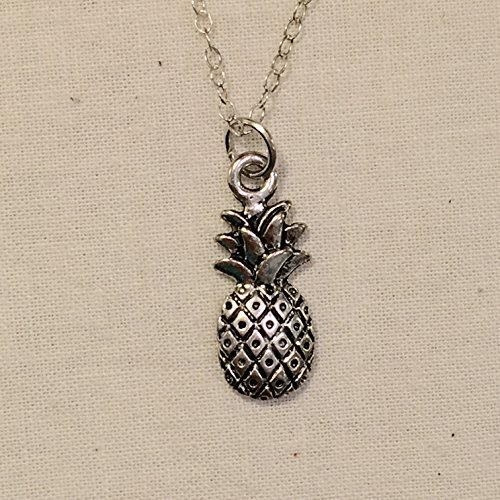 Pineapple Treat Necklace Pineapple Treat