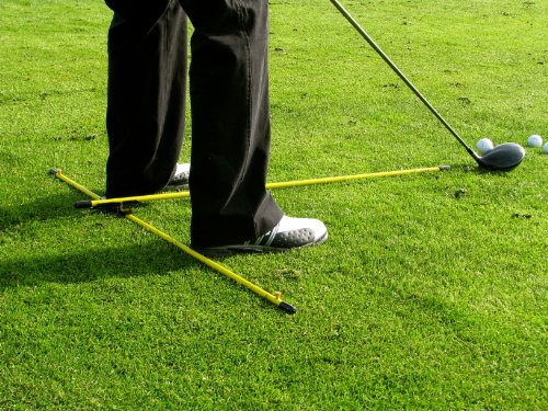 EyeLine Golf Practice T Alignment Rod System by EyeLine Golf (Image #2)