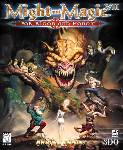 Might and Magic VII: For Blood & Honor
