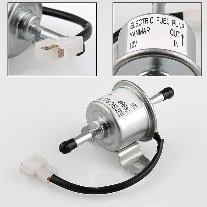 Lecimo Fuel Feed Pump 129612-52100 For Yanmar 4TNV88