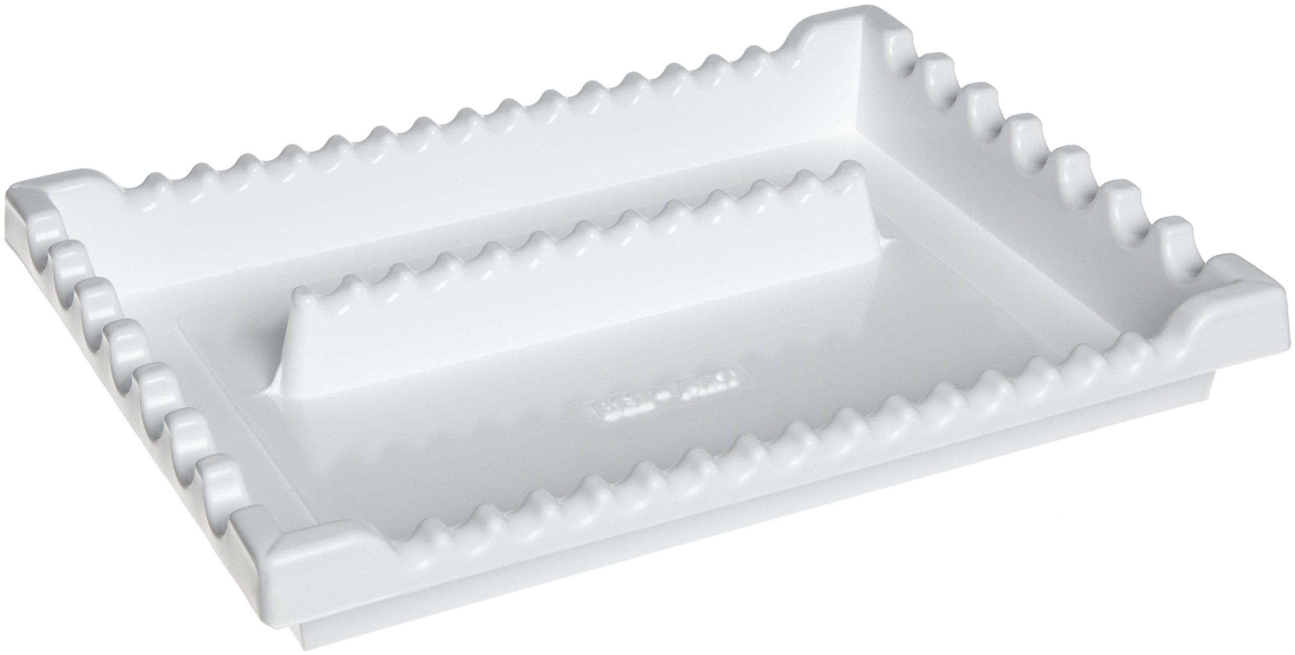 Bel-Art Pipette Tray Rack; 7-16 Places, 11¹⁄₄ x 8¹⁄₂ x 1⅛ in., Polystyrene  (F18940-0000)