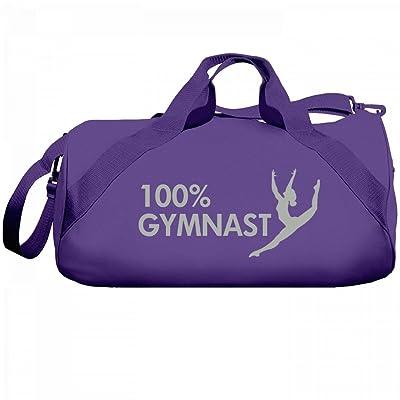 100% Gymnast Bag: Liberty Barrel Duffel Bag