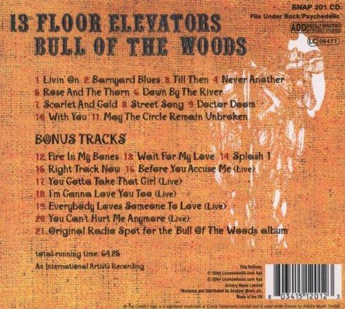 13th floor elevators bull of the woods meze blog for 13th floor elevators songs
