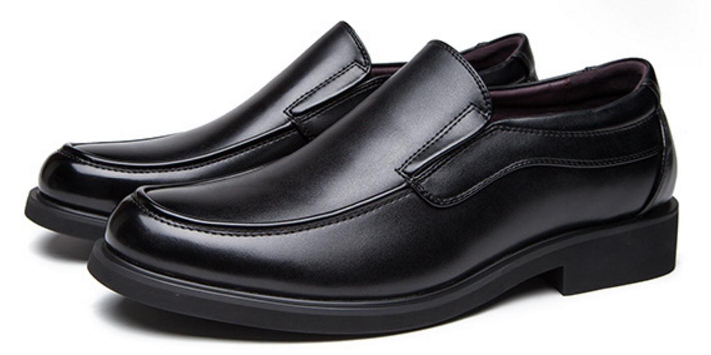 XIE Männer Business Casual Schuhe Business Business Business Anzüge Schuhe Business Büro Schuhe Große Größe 45.46.47  320a30