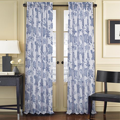 Floral Toile Curtain - 6