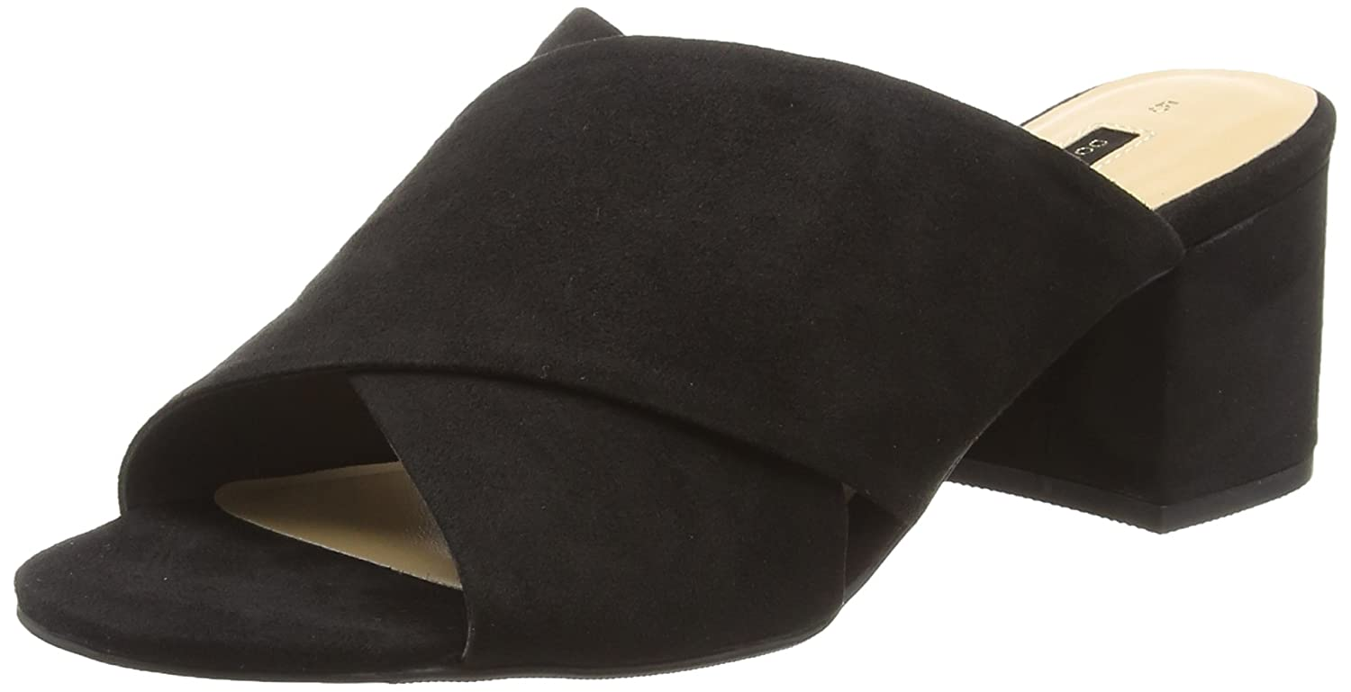 Dorothy Perkins Sophie, Mules Femme Noir Sophie, 130) (Black Dorothy 130) 06fe639 - therethere.space