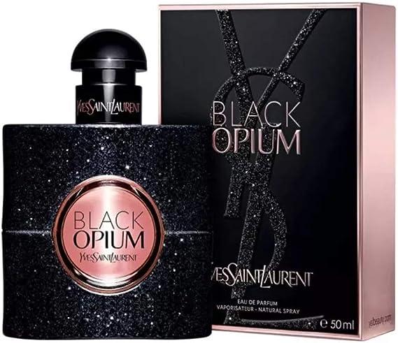 Yves Saint Laurent - Black Opium - EDP Spray, 50 ml: Amazon.es