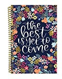 bloom daily planners 2019-2020 Academic Year Day Planner Calendar- Passion/Goal Organizer - Weekly/Monthly Dated Agenda Book - (August 2019 - July 2020) - 6' x 8.25' - The Best is Yet to Come
