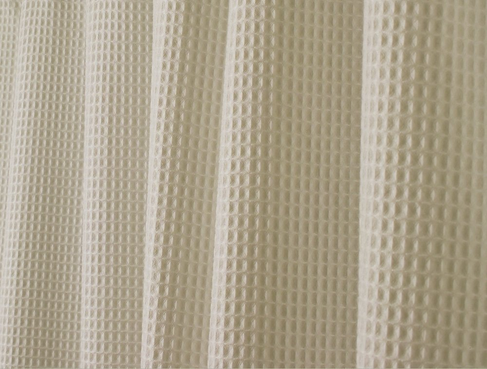 Tende Da Doccia In Tessuto : Mdesign tenda doccia elegante in misto cotone u misure