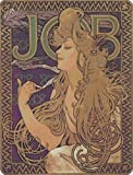 Koirodoriga cross stitch kit Mucha ''JOB'' 18ct