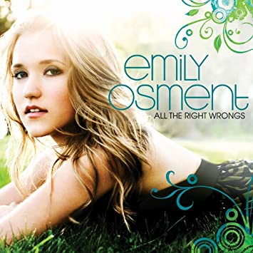 cd emily osment all the right wrongs