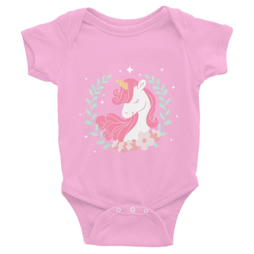 Prime Elite Shipping Unicorn Baby Bodysuit