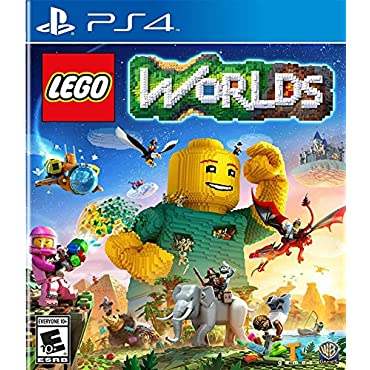 LEGO Worlds PlayStation 4