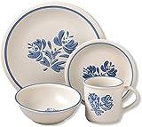 Pfaltzgraff Yorktowne Dinnerware Set (16 Piece)  sc 1 st  Amazon.com & Amazon.com | Pfaltzgraff Yorktowne 20-Piece Dinnerware Set Service ...
