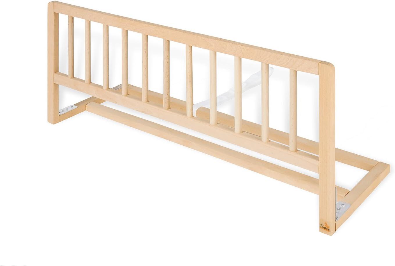 Reja protectora para la cama Pinolino 172026 blanco ...