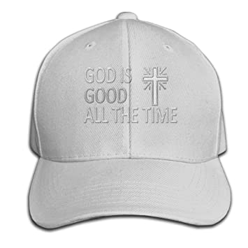 Embroidering baseball caps classic baseball cap god is good all the time  jpg 355x355 Cap god 038044a672ff