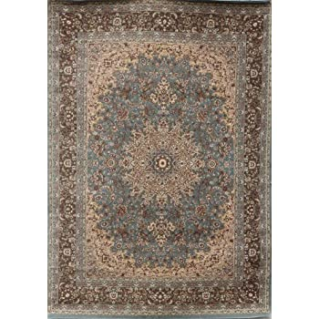 Amazon Com Feraghan New City Traditional Isfahan Wool