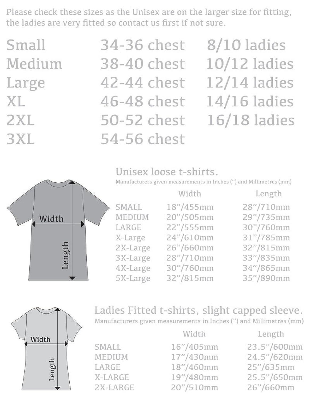 Shirt design measurements - Shirt Design Measurements 24