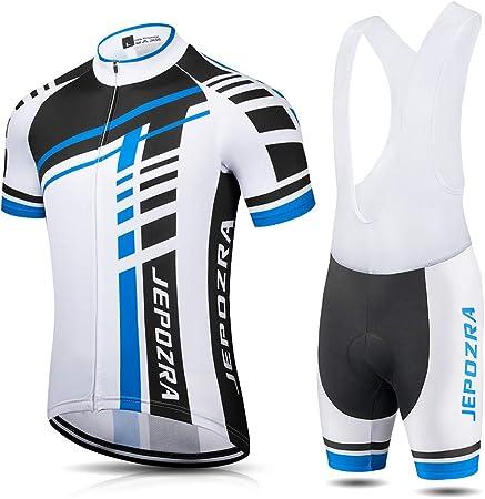 Completo Ciclismo Maglietta salopette estivo maglia e pantaloni da per bici