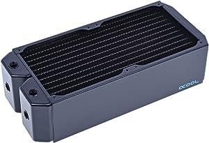 Alphacool 14190 NexXxoS Monsta 280mm Radiator Water Cooling Radiators