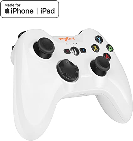 APPL TV iPad Air iPad Pro Megadream Wireless Gamepad Controller for Fornite MFi Certified Remote Gaming Joystick Compatible with iPhone Xs XR X 8 8Plus 7 7Plus 6S 6 5S iPad Mini 4
