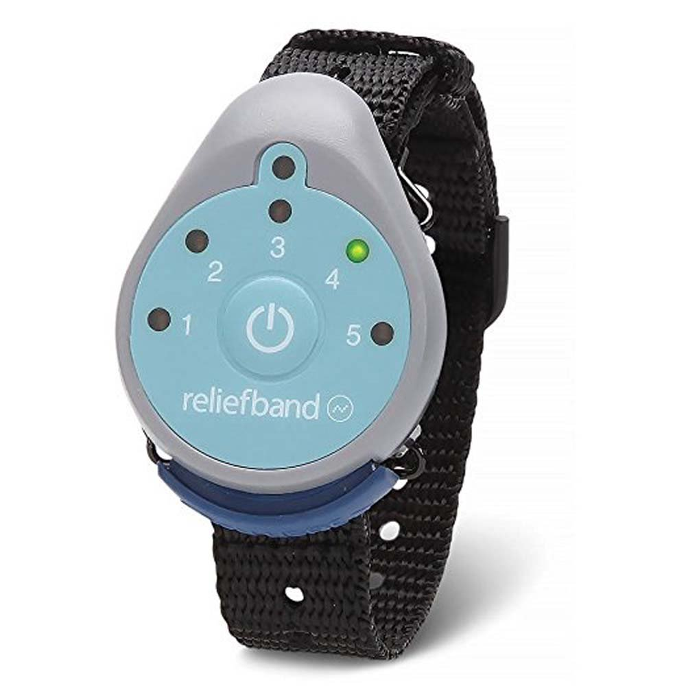 Neurowave Medical Technologies ReliefBand Motion Sickness Control