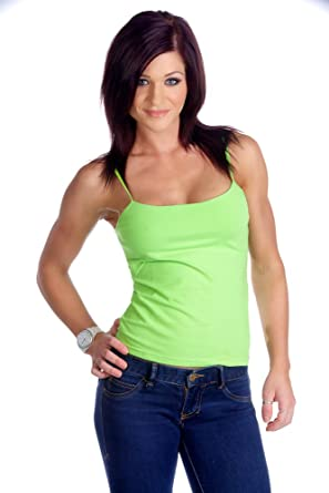 638163760931a Junior Women s Basic Wirefree Shelf Bra Tank Top Layering Camisole at  Amazon Women s Clothing store