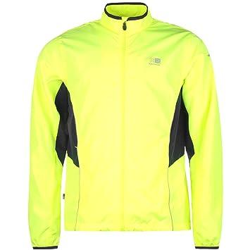 Para hombre Hi Viz deportes seguro chaqueta Otoño Invierno ...